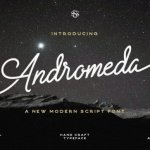 Andromeda Font