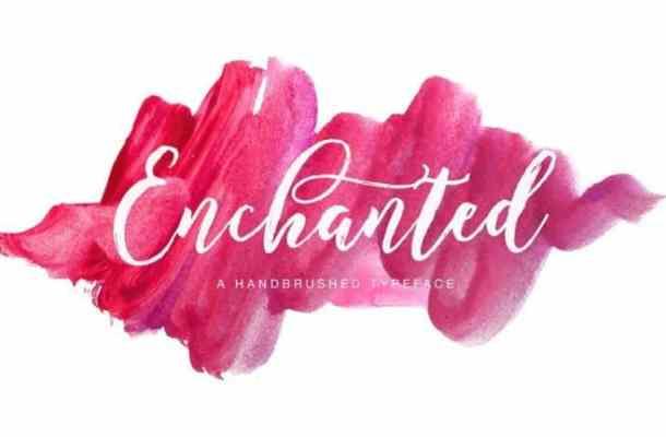 Enchanted Font