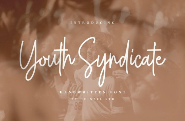 Youth Syndicate Font