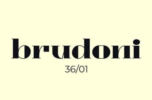 Brudoni Font