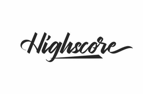 Highscore Font
