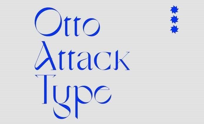Otto-Attack-Type-Font-5