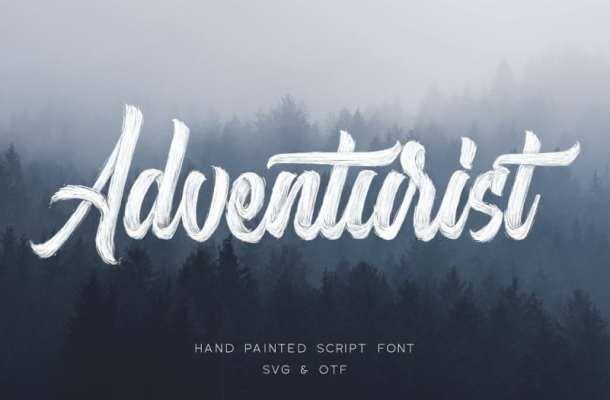 Adventurist Font