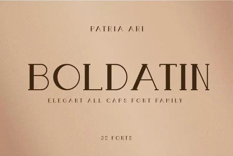 boldatin-font-4