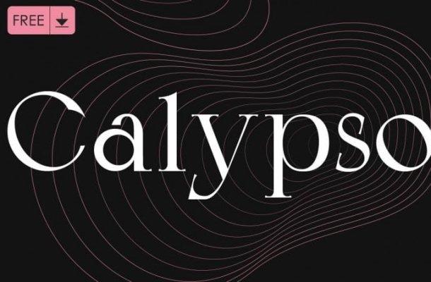 Calypso Font