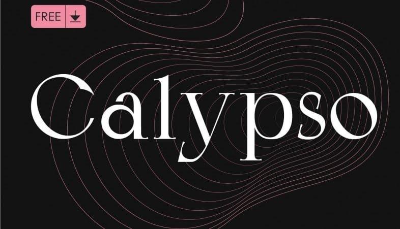 calypso-font-4