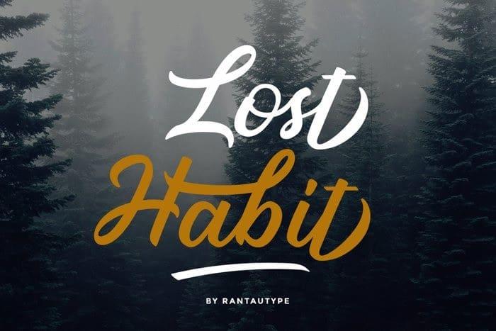 lost-habit-font-4