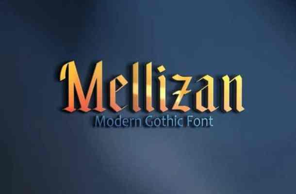 Mellizan Font