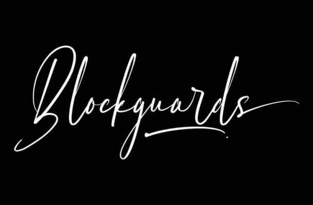 Blockguards Font