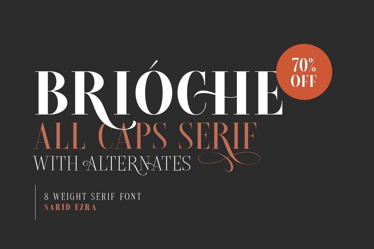 Brioche-Font (1)