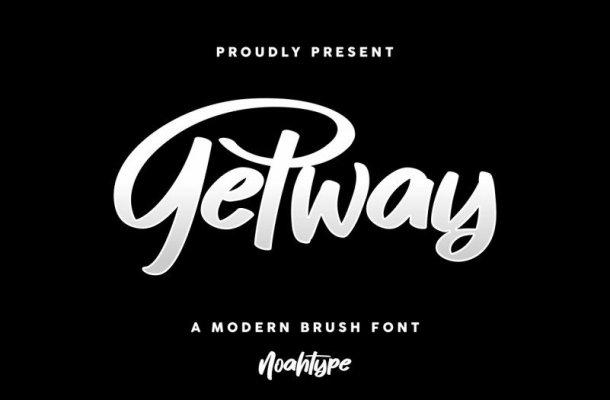 Getway Font