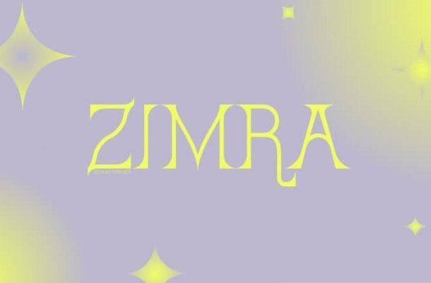 Zimra Font