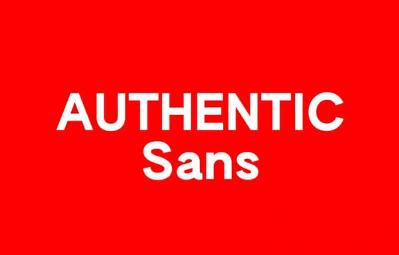 authentic-font-family