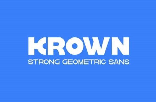 Krown Font