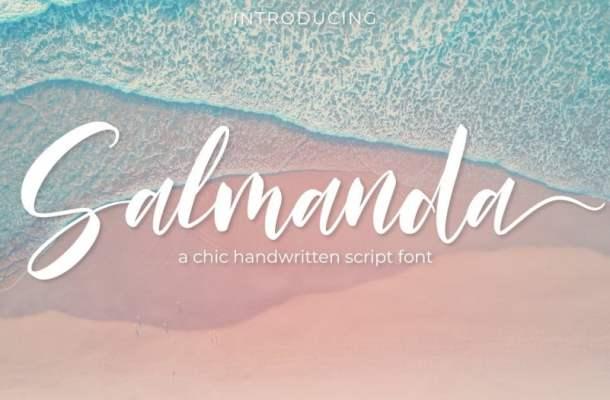 Salmanda Font