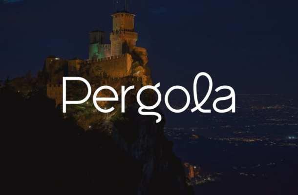 Pergola Font