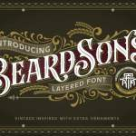 Beardsons Normal Font