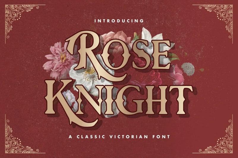 rose-knight-font
