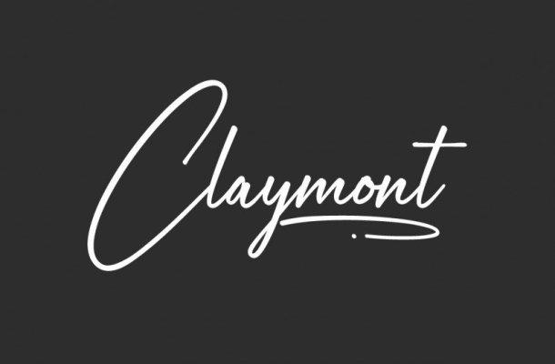 Claymont Font