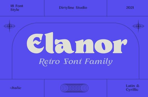 Elanor Font