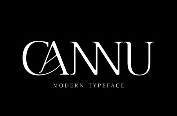 Cannu Font