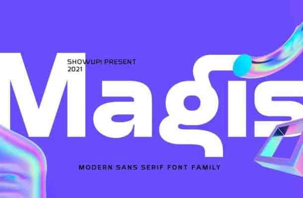 Magis Font