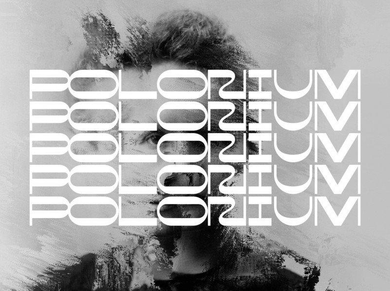 polonium-font