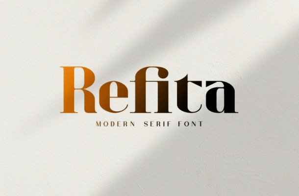Refita Font