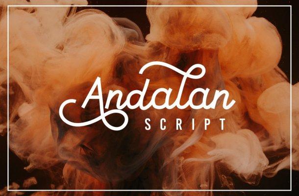 Andalan Font