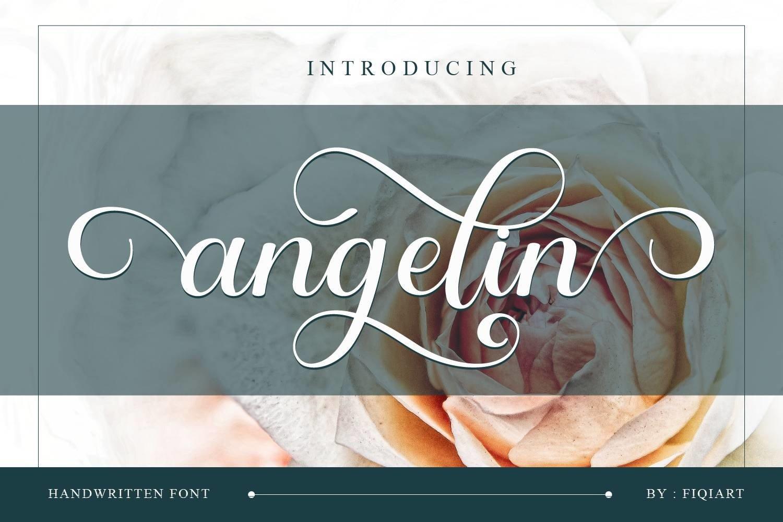 Angelin-Font