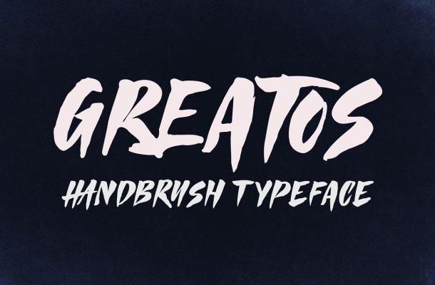 Greatos Font