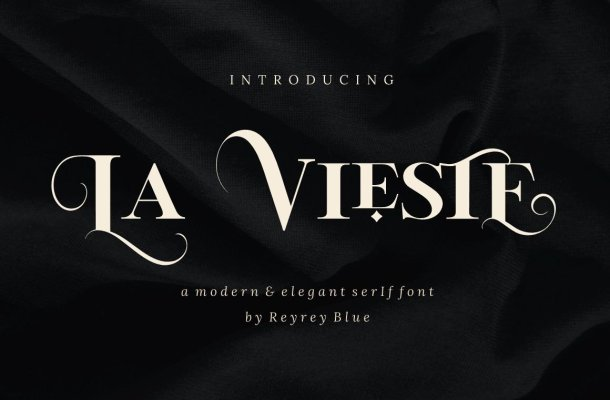 La Vieste Font