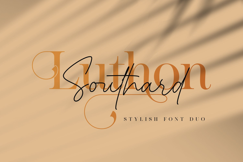 Luthon-Southard-Font