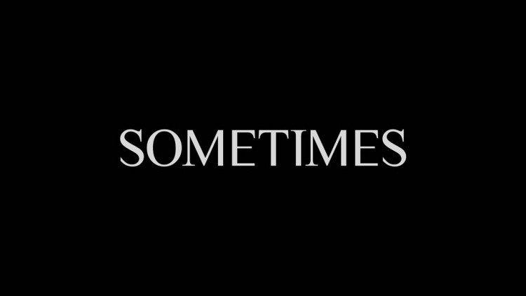 Sometimes-Font