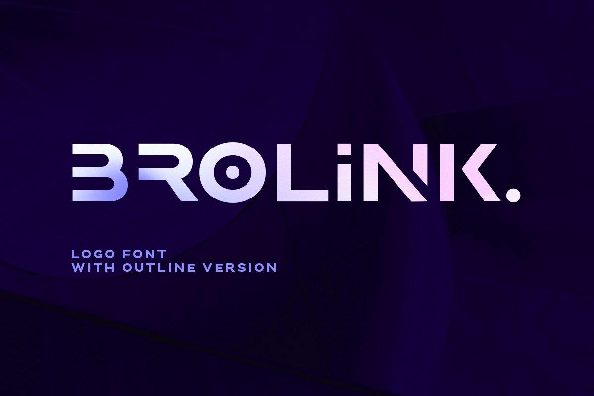 brolink-Font