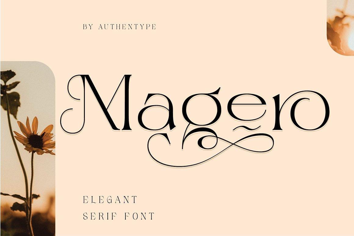 magero-font