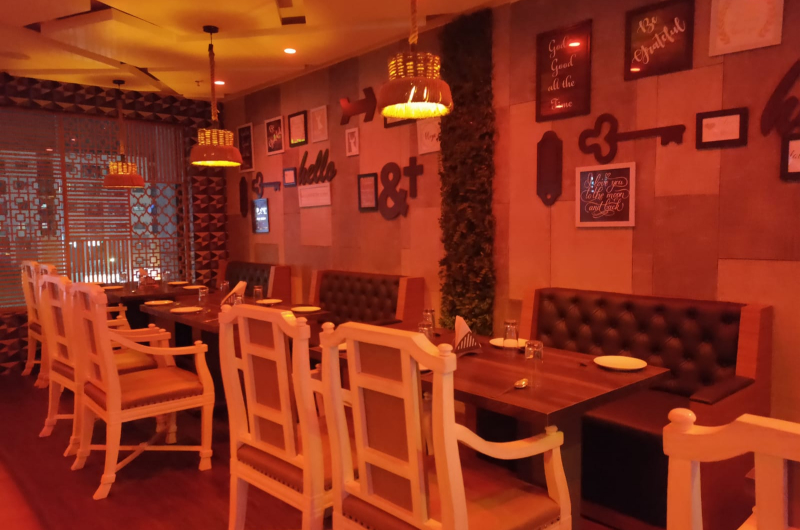 Restaurants In Kolkata Dining At All Fresco Hotel Kolkata