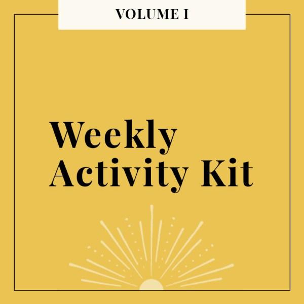 All Friends Nature School Activity Kit