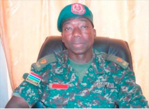 Gambia: Gov't spends D48M on GAF's feeding