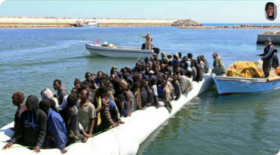 Gambia: Over 5,000 Gambians arrive in Italy by boat in 2017 Immigration Reveals