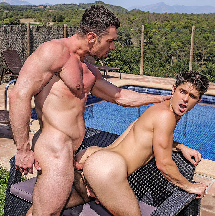 stas landon barebacks devin franco outdoor