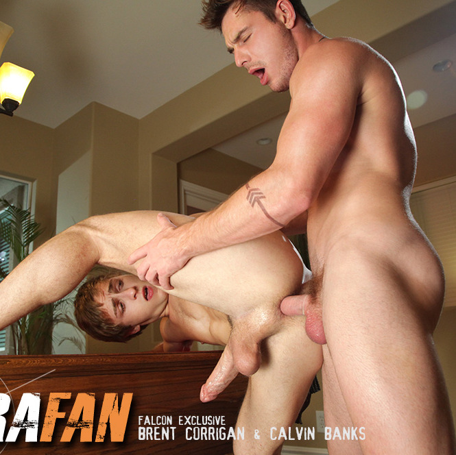 brent corrigan and calvin banks flip fuck