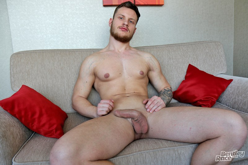 Christiano Szucs jerks his uncut cock 01