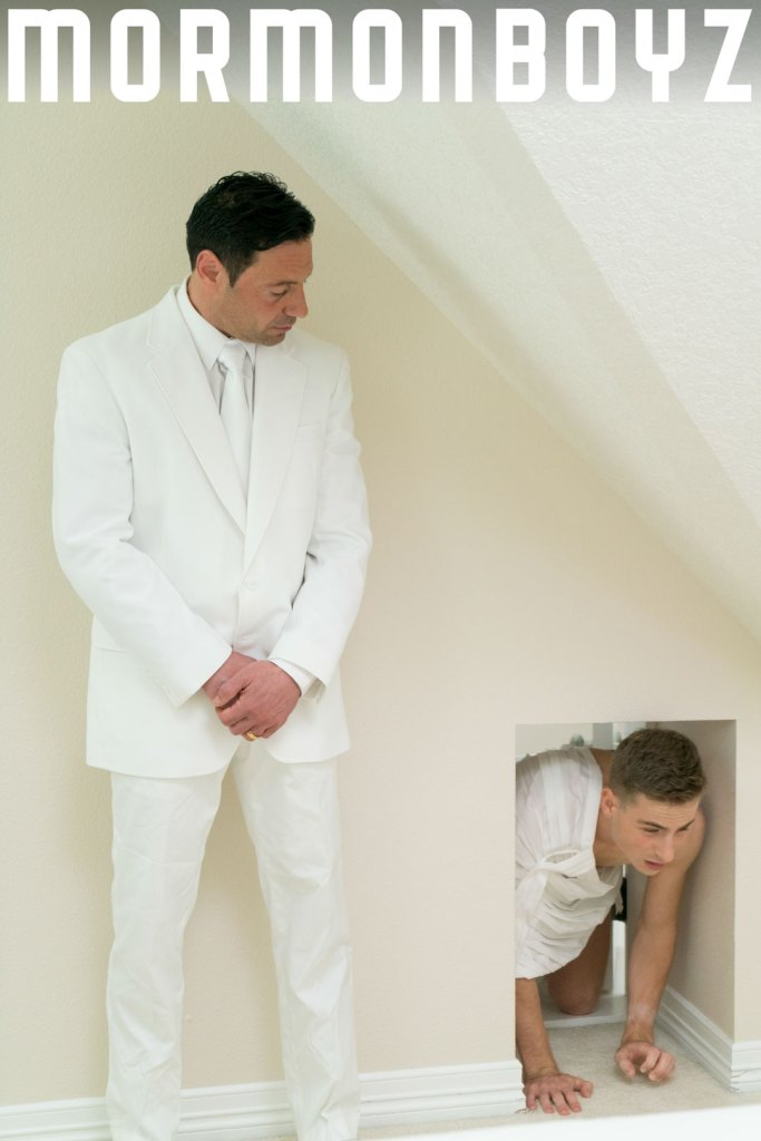 Young Boy Takes Mormon Rituals and Huge Raw Dick 08