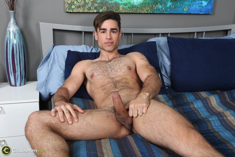 Hairy Boy Lucas Leon Jerks off 01