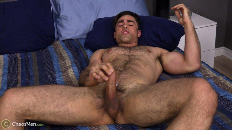 Hairy Boy Lucas Leon Jerks off 12