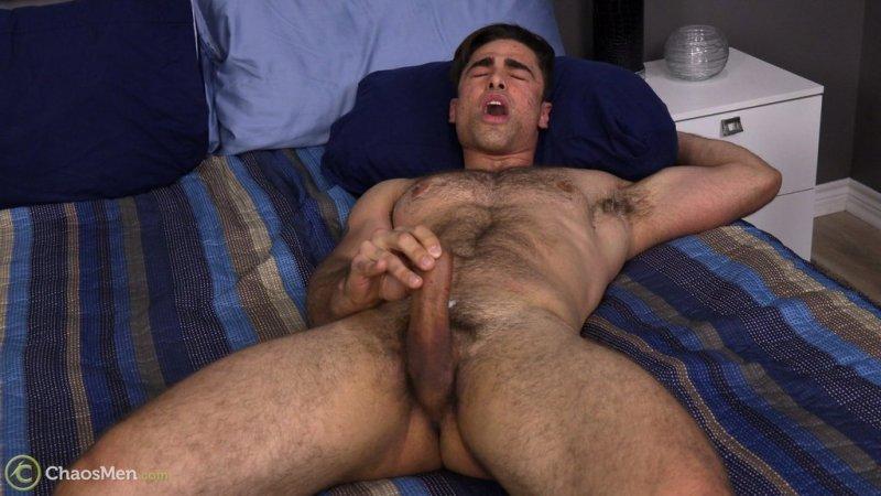 Hairy Boy Lucas Leon Jerks off 13