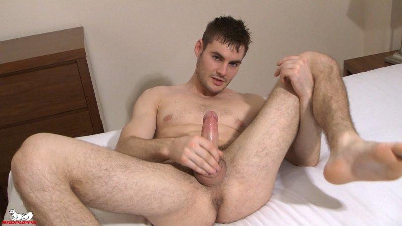 Sexy Guy Hamish Watsin Jerks Off 07