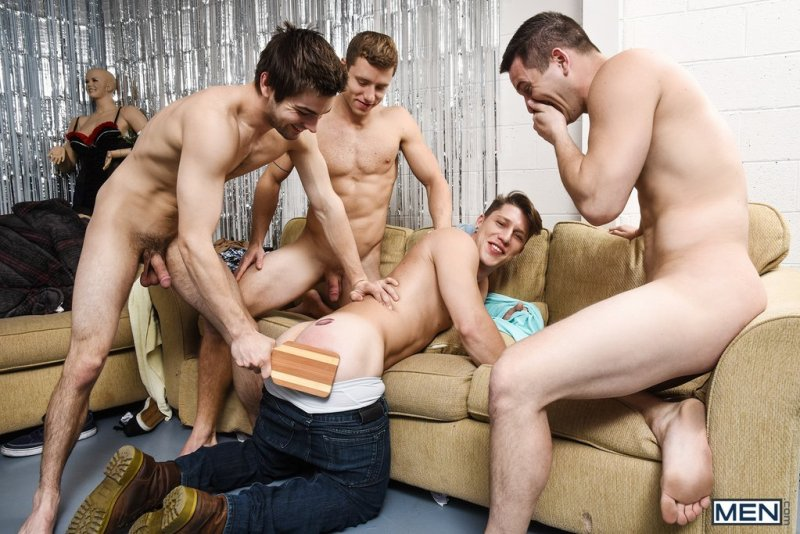 Paul Canon In Naked Frat House 03