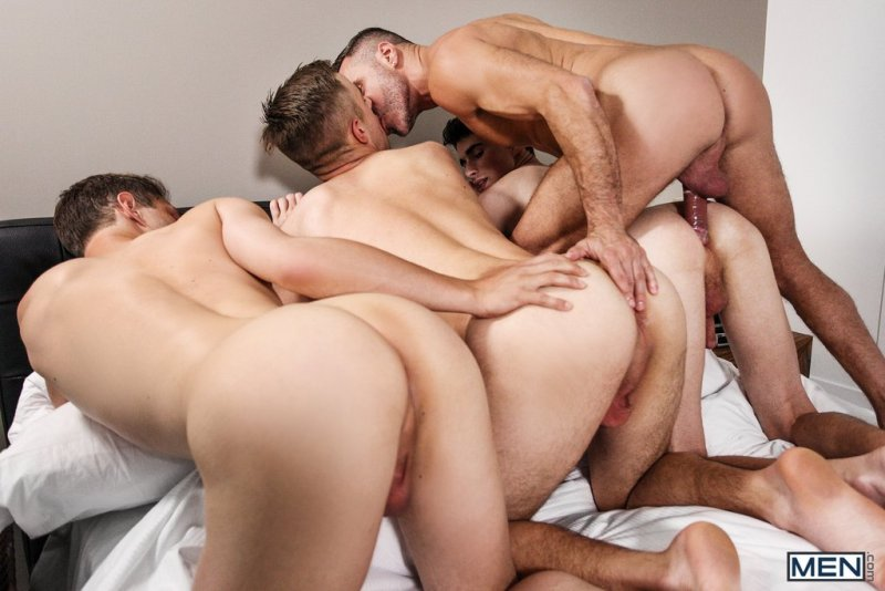 Sexy Daddy Manuel Skye Fucks Three Boys 03